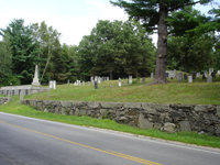 Gumpus Cemetery Mammoth Road, Pelham, NH